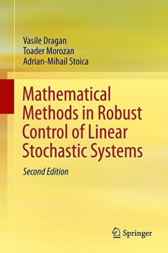 Mathematical Methods in Robust Control of Linear Stochastic Systems