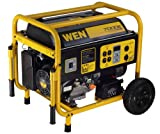 WEN 56682, 5500 Running Watts/7000 Starting Watts, Gas Powered...