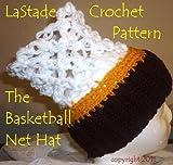 Basketball Net Hoop Hat Crochet Pattern
