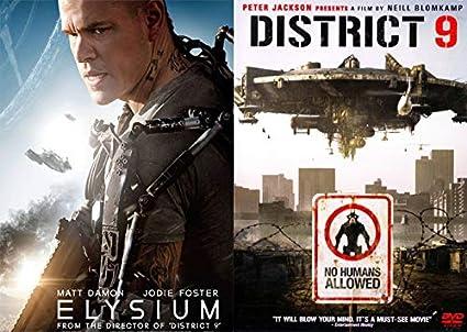 Amazon com: 2 Cult Sci-Fi South African Hits - Elysium