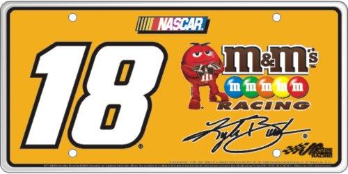 Sponsor Series #18 Kyle Busch M&M (A) License (Busch Truck Series)
