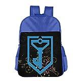 Resistance Ingress Logo School Backpack Bag