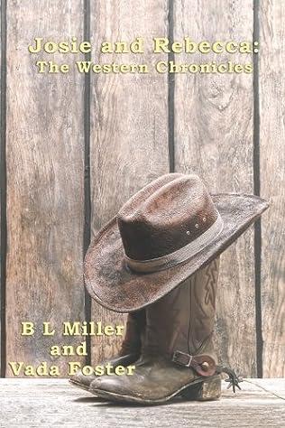 book cover of Josie and Rebecca