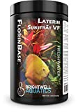 Brightwell Aquatics FlorinBase Laterin Substrat VF, Very Fine, High Porosity Clay Base Substrate for use in planted and freshwater shrimp biotope aquaria, 400 Grams