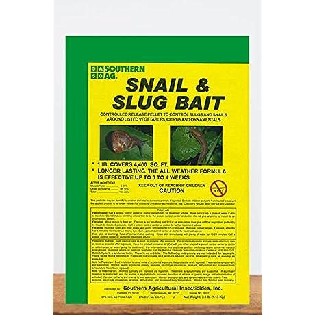 Snail Slug Bait 20 Pound Bag