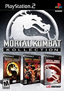 Mortal Kombat Kollection (Deception     - Amazon com