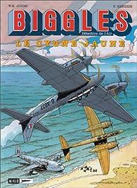 Biggles (Miklo), tome 1 : Le Cygne jaune par William Earl Johns
