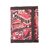 Wildcraft City Red Kid's Wallet (Trifold Wallet : Wiki : City Red)