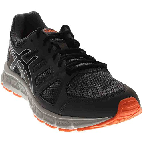 ASICS Men's Gel-Unifire TR 3 Cross-Trainer Shoe, Carbon/Black/Hot Orange, 8 M US For Sale