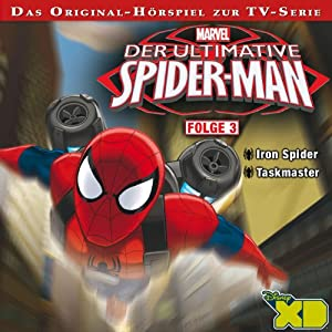 Der ultimative Spiderman 3 Hörspiel