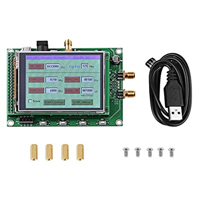 ADF4355 RF Sweep Signal Generator Module 250M-6.8GHz Radio VCO Microwave Frequency Sweep Signal Source Board Sweep Function Source