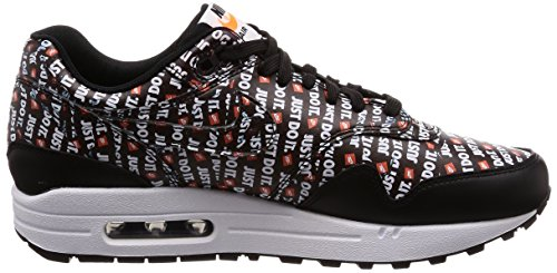 Max da Total NIKE Uomo Scarpe Shoe Men's Premium 1 Multicolore Air 009 White Ginnastica Mike Orange Basse Black wwF4q8t