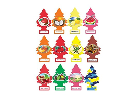 car air freshener little tree - 4