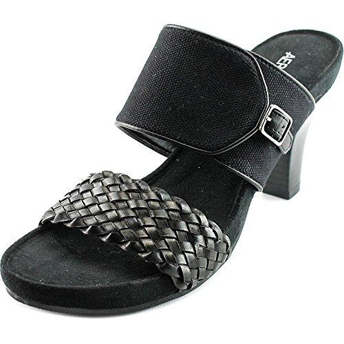 Aerosoles día de la mujer sueño Slide Sandal Black Combo