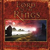 Lord Of The Rings by Various Artists (2003-05-22)