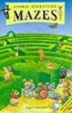 Animal Adventure Mazes