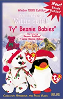 c2895c93519 Collectors Value Guide Ty Beanie Babies  Collector Handbook and Price Guide  Winter 1999