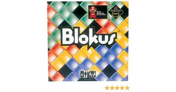 Winning Moves – Juego de Tablero – Blokus: Amazon.es: Juguetes y juegos