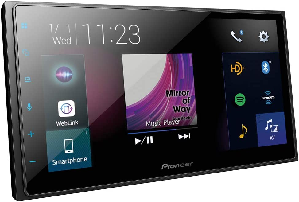 pioneer dmh-1500nex review,