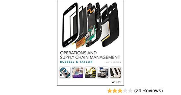 Amazon operations and supply chain management 9th edition amazon operations and supply chain management 9th edition ebook roberta s russell bernard w taylor kindle store fandeluxe Gallery