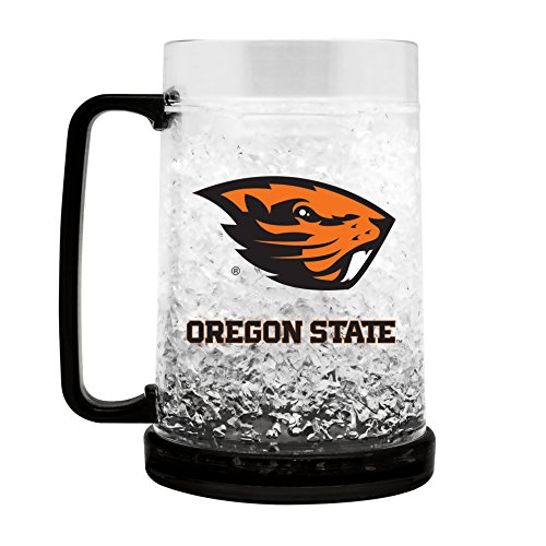 - NCAA Oregon State Beavers 16oz Crystal Freezer Mug