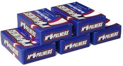 Mrs Palmers Surfboard Wax Cold Water - 5 Blocks@70g by Mrs Palmers