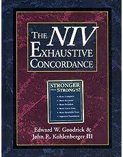 Niv Exhaustive Concordance