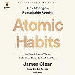 The instant New York Times best-seller. One of Fast Company's 7 Best Business Books of 2018 One of Business Insider's Best Self-Help Books of 2018  Tiny changes, remarkable results No matter your goals, Atomic Habits offers a proven framework...