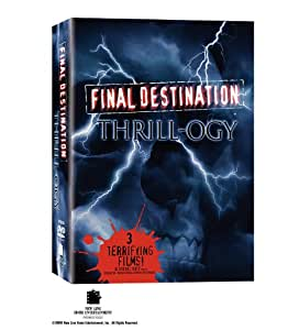 The Final Destination Thrill-Ogy (Final Destination/ Final Destination 2/ Final Destination 3)