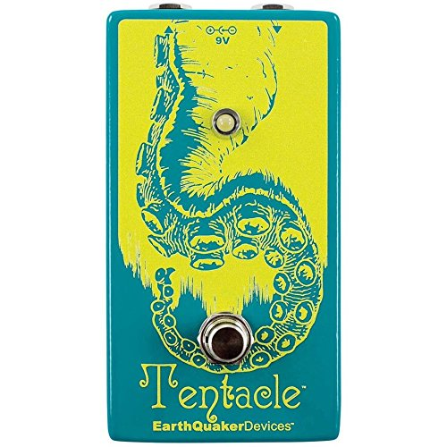 image of EARTHQUAKER TENTACLE V2 - one of the best octave pedals
