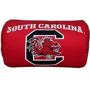 NCAA South Carolina Gamecocks Garnet Microbead Pillow