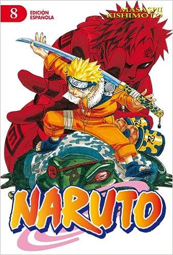 Naruto nº 08/72 (EDT) (Manga No): Amazon.es: Masashi ...