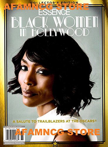 2% OFF Essence Magazine 2018 Oscars Academy Awards BLACK WOMEN IN - In Hollywood Stores