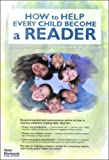 How to Help Every Child Become a Reader, U. S. Department of Education Staff and JIST Works, Inc. Staff, 1930780028