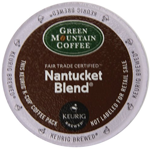 Nantucket Blend K-cup (Green Mountain Coffee Nantucket Blend, Medium Roast, 24-Count -0.33 oz- K-Cups for Keurig Brewers (Pack of)
