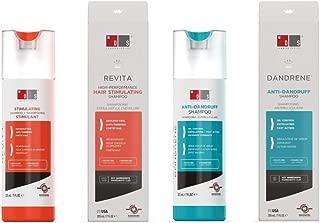 product image for Revita Caffeine Biotin Hair Growth Shampoo Sulfate Free DHT Blocking Formula & Anti-Dandruff Dry Scalp Exfoliating Dandrene Shampoo