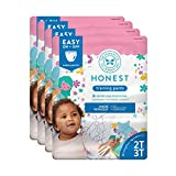 The Honest Company Toddler Training Pants | Fairies | 2T/3T | 104 Count | Eco-Friendly | Underwear-Like Fit | Stretchy Waistband & Tearaway Sides | Perfect for Potty Training: more info