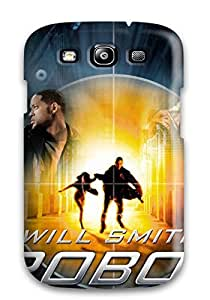New Arrival Case Cover With FoWxHfr7197oENjj Design For Galaxy S3- Will Smith I Robot