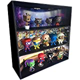1 Display Geek Stackable Toy Shelf for 4 in....