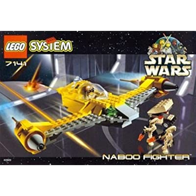 LEGO Star Wars: Naboo Fighter: Toys & Games