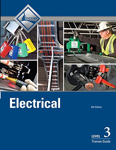 Electrical Level 3 Trainee Guide (9th Edition) by Pearson