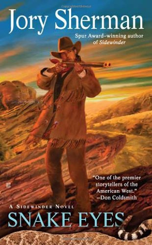Snake Eyes (Berkley Western Novel) (Sherman Sheep)