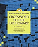 Random House Websters Crossword Puzzle Dictionary 4th Edition