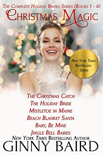 Christmas Magic: The Complete Holiday Brides Series (Books 1 - 6)]()