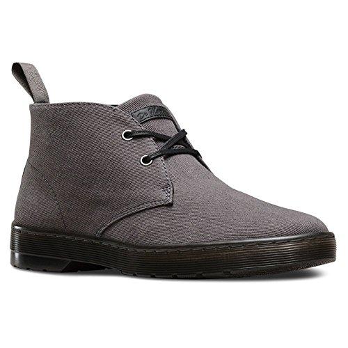 Dr. Martens MAYPORT Twill Canvas Herren Desert Boots Grey