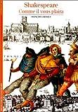 Shakespeare : Comme il vous plaira