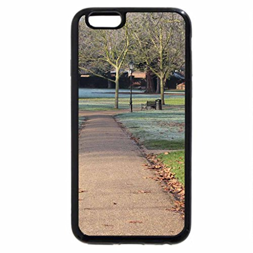 iPhone 6S Case, iPhone 6 Case (Black & White) - frosty Rochester