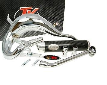 Turbo Kit - Escape Turbo Kit Bufanda Rq Chrome - Hm Cre 50 Factory Ajustar