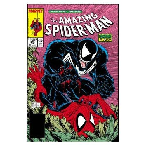 Spider-Man Legends - Volume 3: Todd McFarlane Book 3 (Mcfarlane Man Spider)