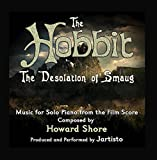 The Hobbit: The Desolation of Smaug (Music for Solo Piano from the Film Score)